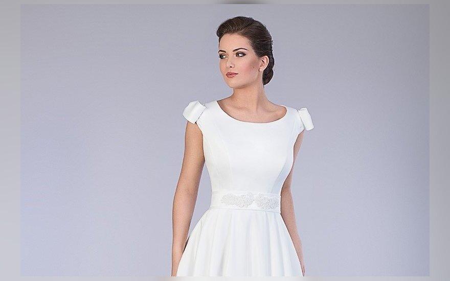 Vestuvinės suknelės dilema: siūtis ar nuomotis?