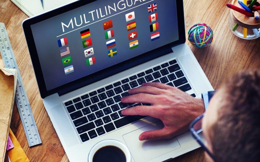 Kalbų įvairovė