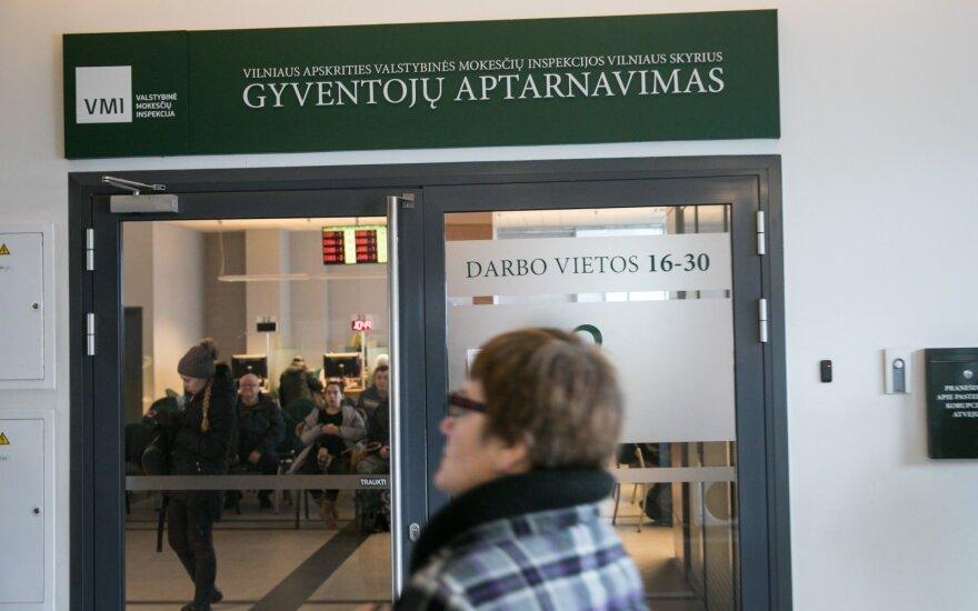 400 gyventojų prašo leisti sumokėti GPM dalimis: vidutinė skola - 1,4 tūkst. eurų