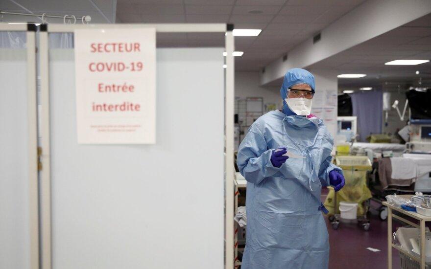 Prancūzija ruošiasi pristatyti išėjimo iš karantino planą