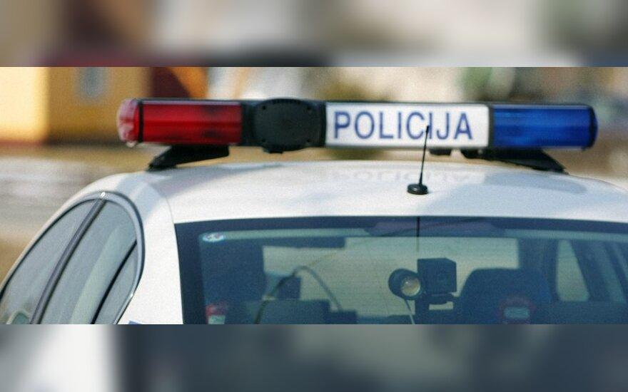 Policijos akcija – prieš greičio mėgėjus