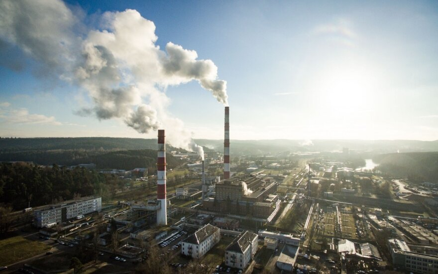Lietuvos Energija hopes to dispel doubts about its CHP plants - CEO