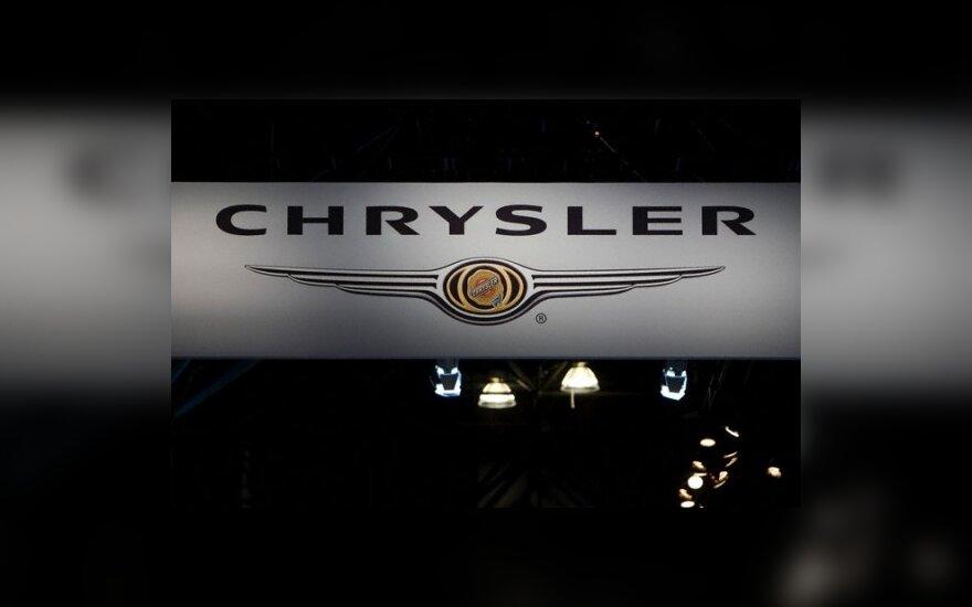 """""""Chrysler"""" su """"Lancia"""" suvienys jėgas Europoje"""
