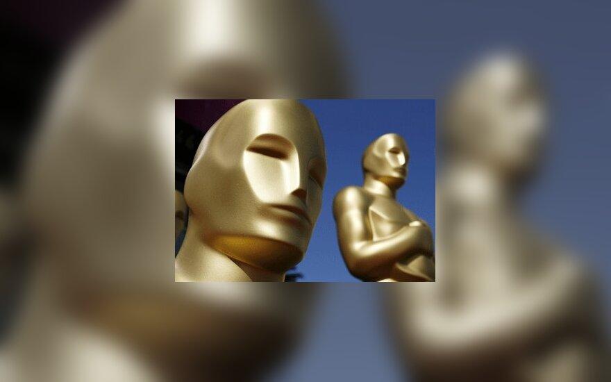 """""""Oskaro"""" nominantai pristatė vieni kitiems savo filmus"""