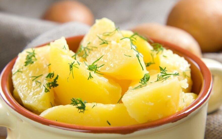 Bulvių virimo gudrybės