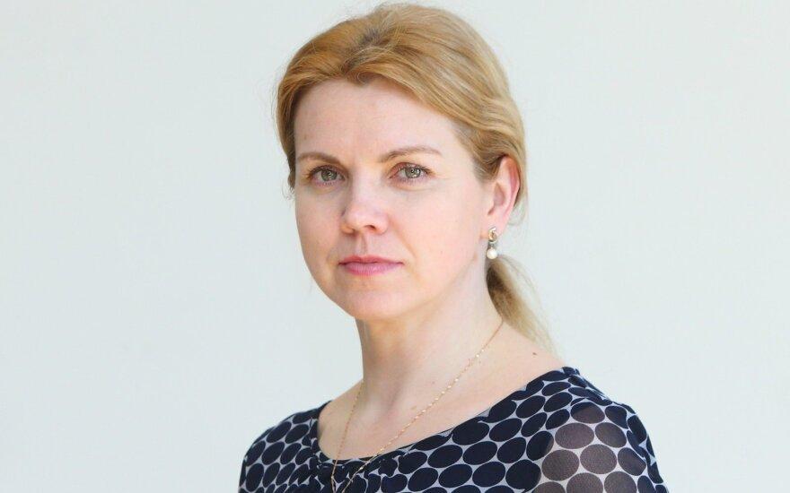 Antstolė Oksana Narbutienė