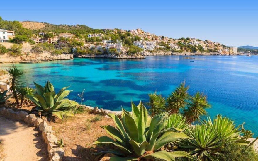 O man reikia vilos ant Viduržemio jūros kranto!