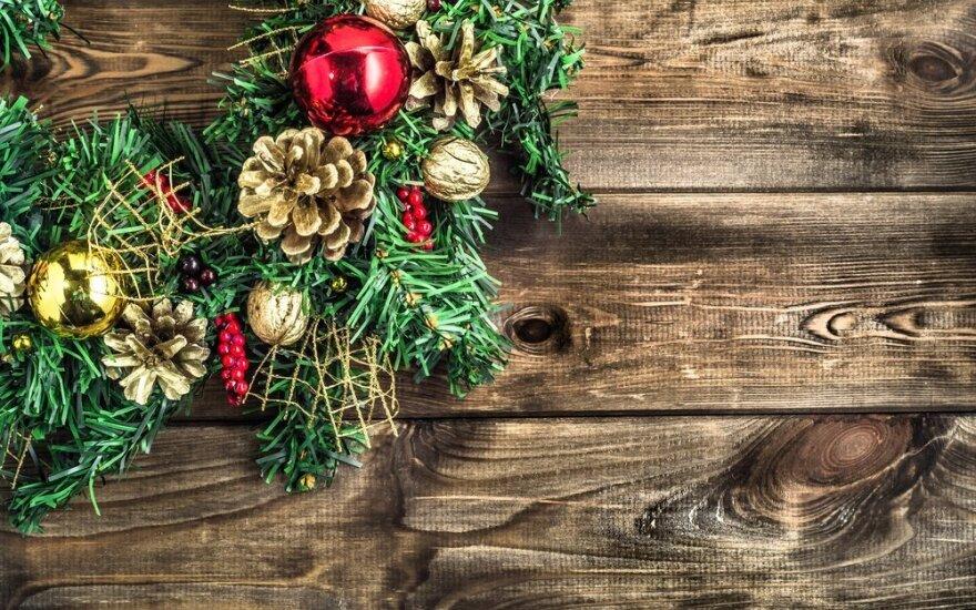 Naujausios kalėdinės mados: kaip papuošti namus šventėms