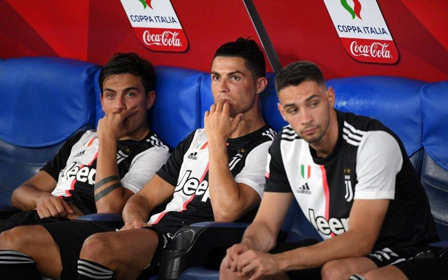 """Turino """"Juventus"""", Cristiano Ronaldo"""