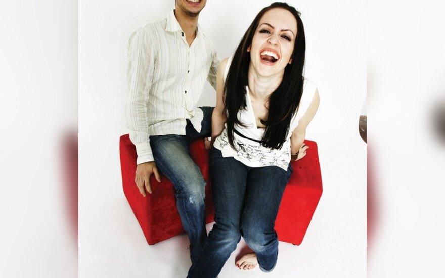 """Rachel Claudio ir Nicolas Vautier """"Jaffa Music"""" naktis atveža į Vilnių ir Kauną"""