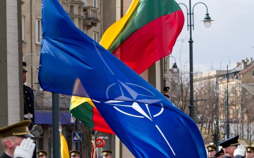 Kas apgintų Lietuvą prasidėjus karui?
