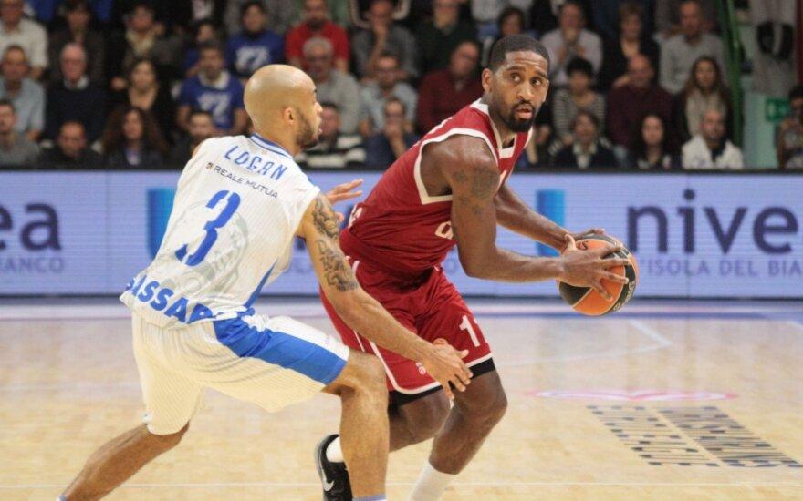 """""""Brose Basket"""" klubo vienas lyderių - Bradley Wanamakeris"""
