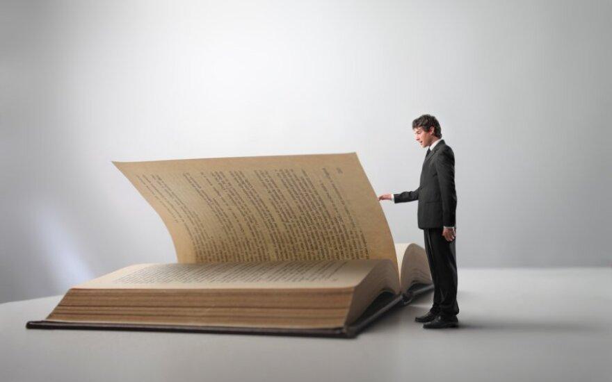 Lietuvai iki daugiausiai skaitančios Europos šalies trūksta 5 min. skaitymui kasdien