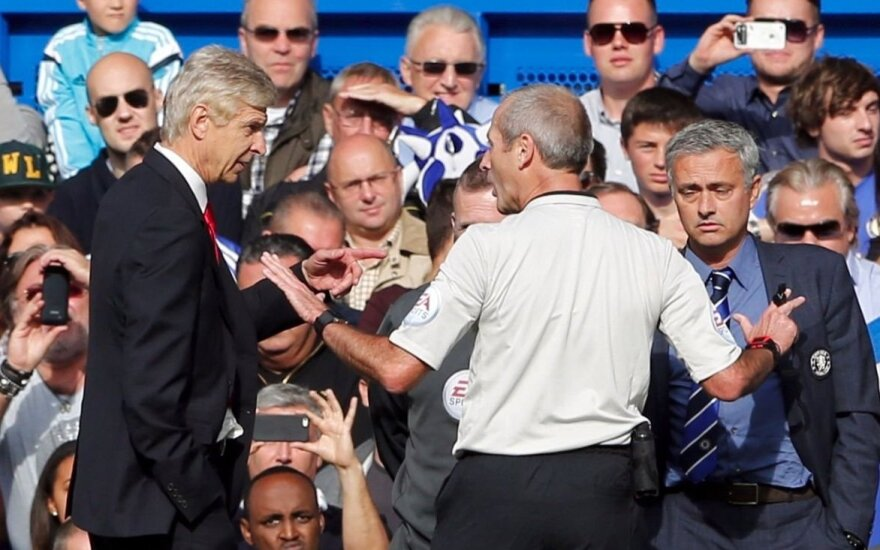 "Ar ""Chelsea"" reabilituosis mūšyje su ""Arsenal""?"