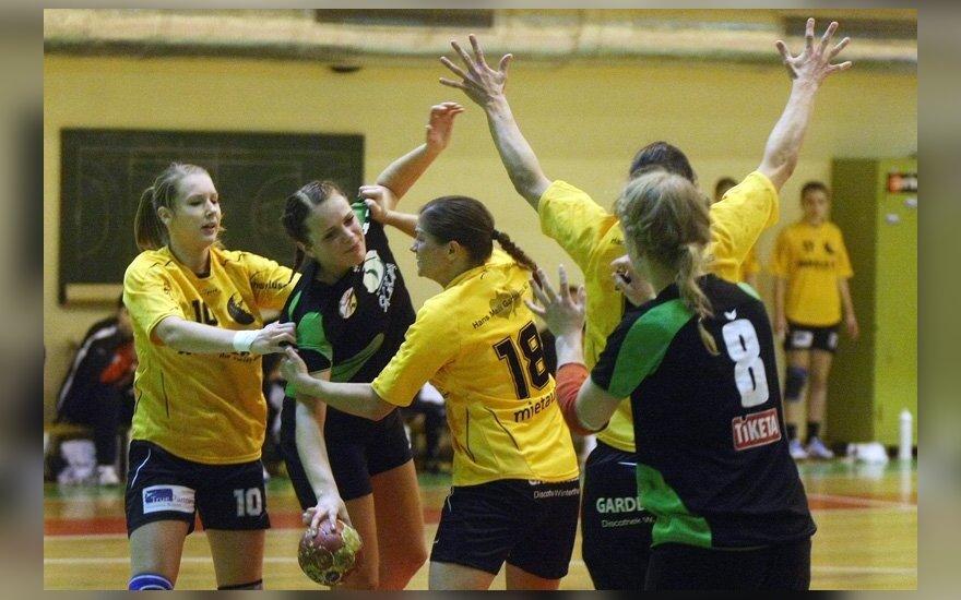 Vilniaus rankininkių pergalė Europos Iššūkio taurės turnyre
