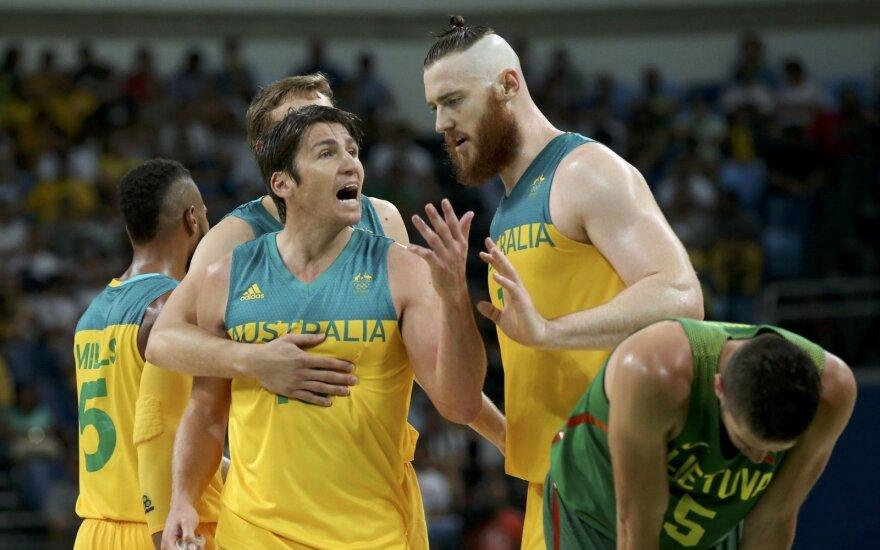 Lietuva - Australija