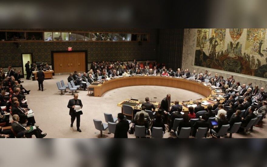 UN Security Council might meet to discuss Ukraine in January