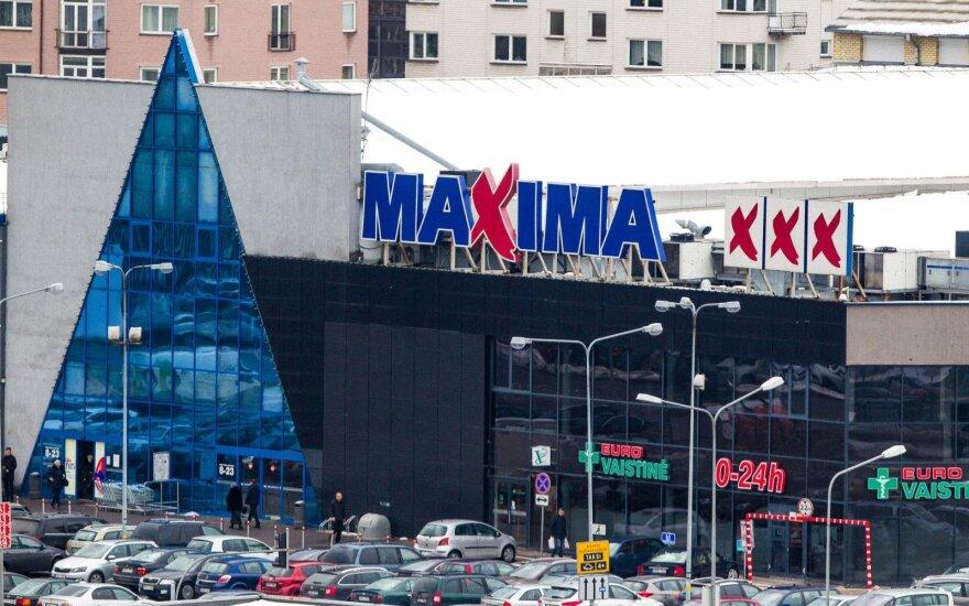 """Prie """"Maxima grupės"""" prisijungė Eglė Šimė ir Tomas Bašarovas"""