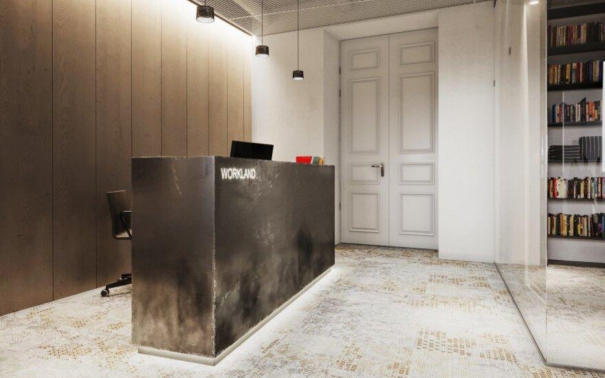 Naujas Workland biurų centras Vilniuje, Didžiojoje gatvėje