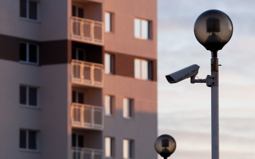 Vilnius launches modern surveillance system