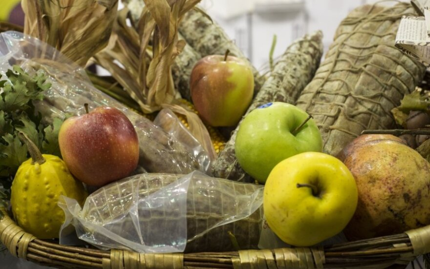 Lithuanian businesses refuse to take part in Russia's food fairs