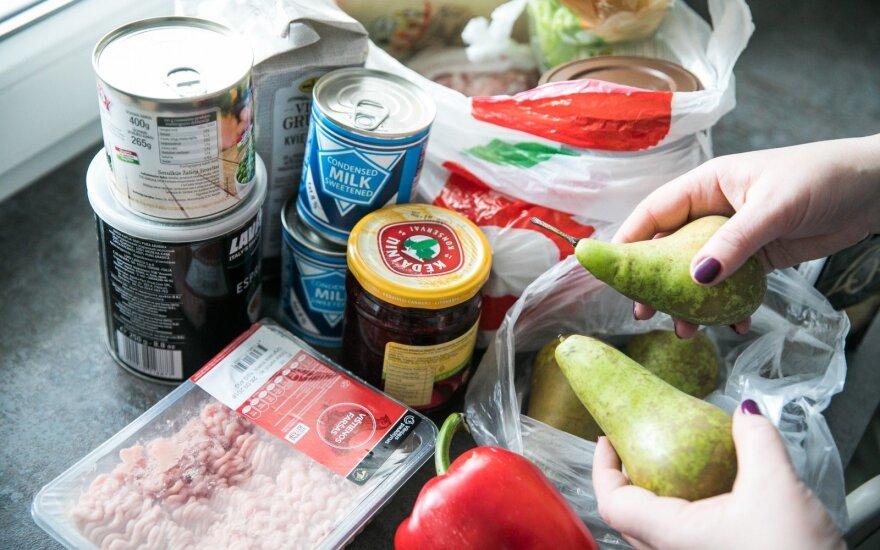 Spręs dėl nepritarimo PVM lengvatai maistui