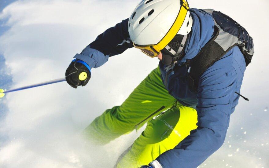 Nelaimės užsienyje: kiek slidinėjimo traumos kainuos skirtingose šalyse