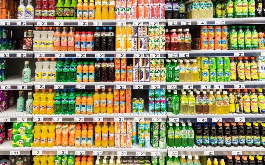 Įspėja dėl cukraus mokesčio: ties tuo nebūtų sustota