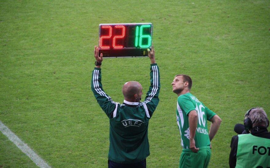 """UEFA Čempionų lygos atranka: """"Malmo"""" - """"Žalgiris"""""""