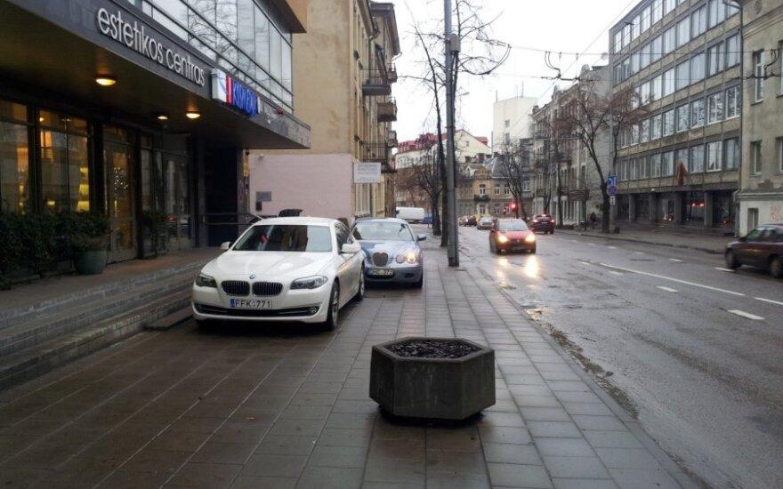 Vilniuje, Pamėnkalnio g. 2012-01-06
