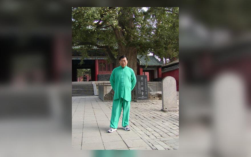 Šaolinio meistras Siu Mingtang