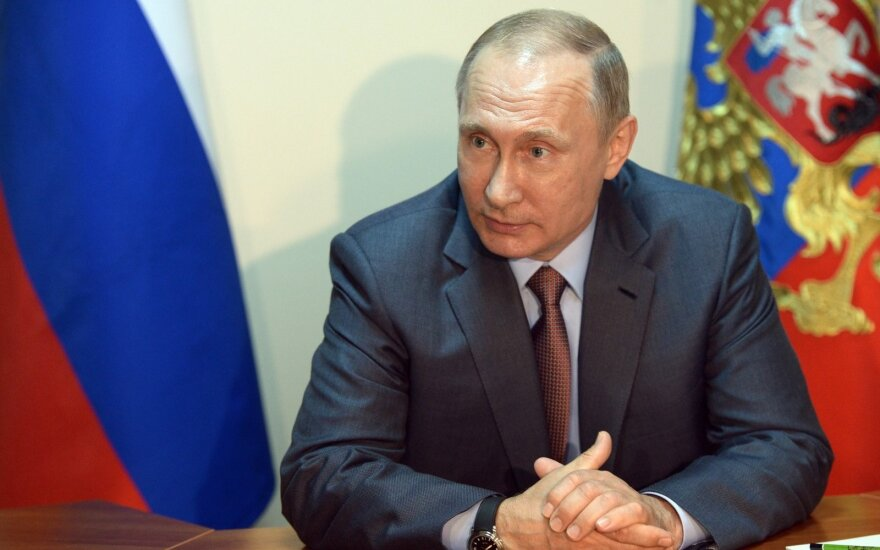 V. Putino dovana pensininkams