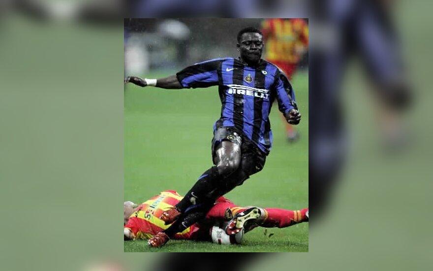 "Milano ""Inter"" - Obafemi Martins"