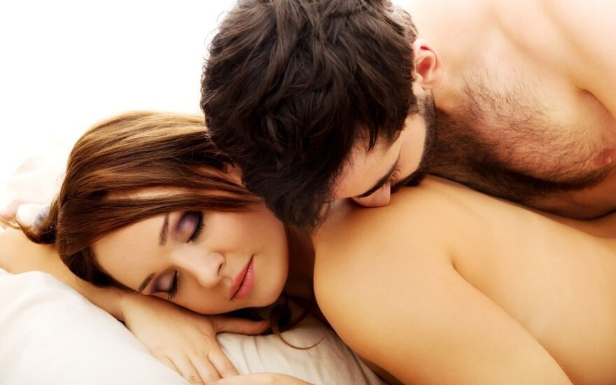 Kiek laiko trunka geras seksas?