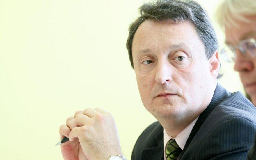 Premjeras A.Kubilius susitiko su kandidatu į vidaus reikalų ministro postą A.Melianu