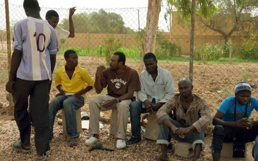 Afrikiečiai