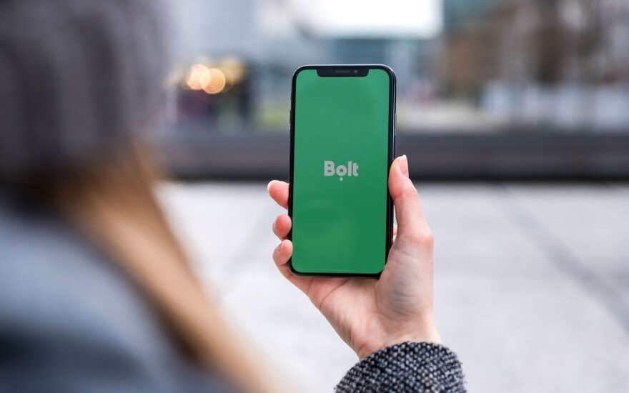 Taxify is now called Bolt