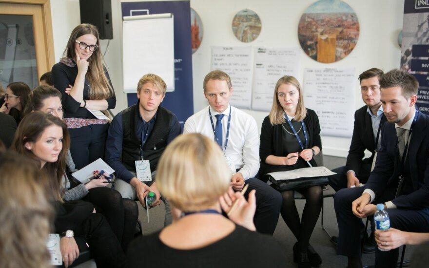 Globalių lietuvių profesionalų forume – dėmesys jauniems lietuviams inovatoriams