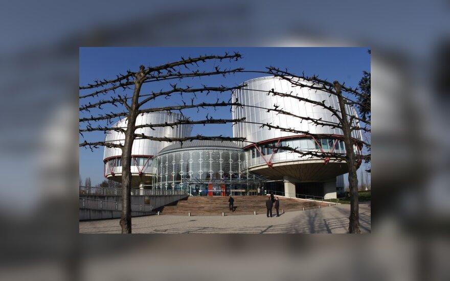 Strasbūro teismas paskyrė Rusijai rekordinę nuobaudą dėl Čečėnijos kaimo apšaudymo