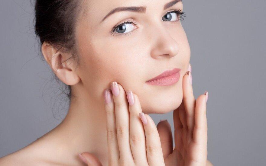 Kuo naudingas odos valymas rūgštimi?