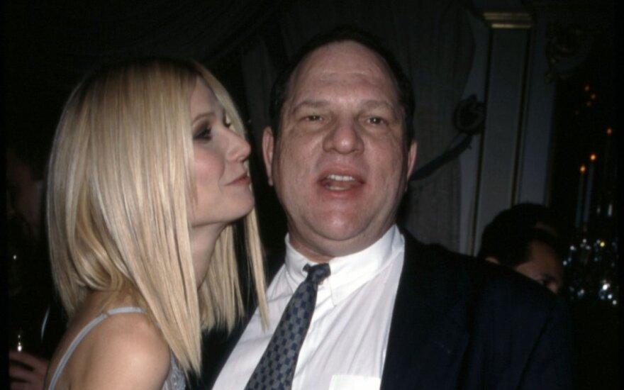 Gwyneth Paltrow, Harvey Weinstein, Angelina Jolie