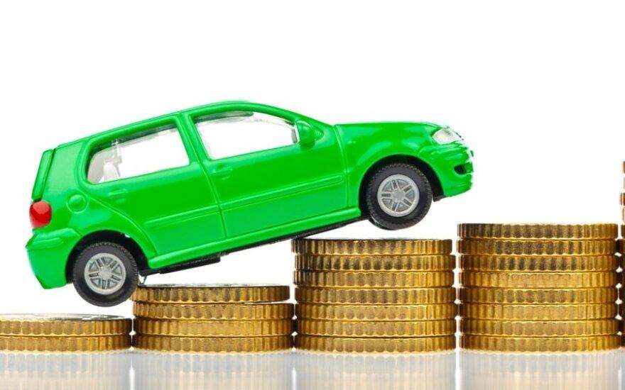 Britai sugalvojo, kaip sumažinti automobilių draudimo įkainius