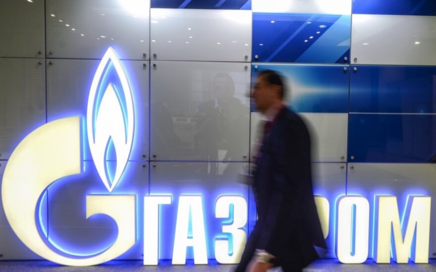 Lithuanian government to consider ways to use 1.4bn it may win from Gazprom
