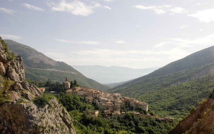 Nepažintieji Abrucai – kur Italija išliko tokia, kaip nespalvotame kine