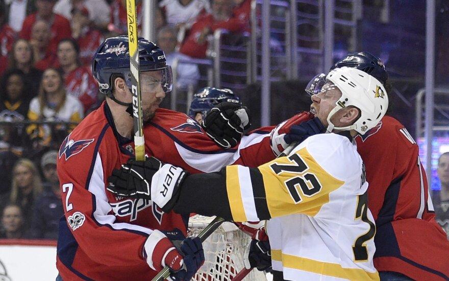 """NHL: """"Penguins"""" – """"Capitals"""""""