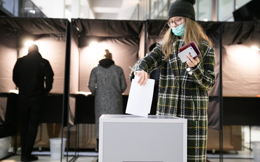 Vote counting in parliamentary election to take longer than usual