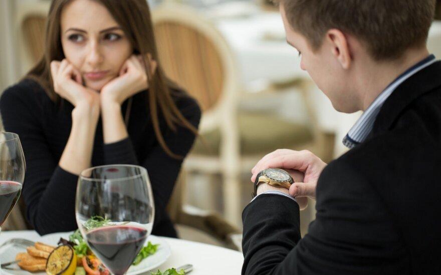 Vyro klausimas per pirmąjį pasimatymą suglumino: ilgai galvojau, kas pasikeitė