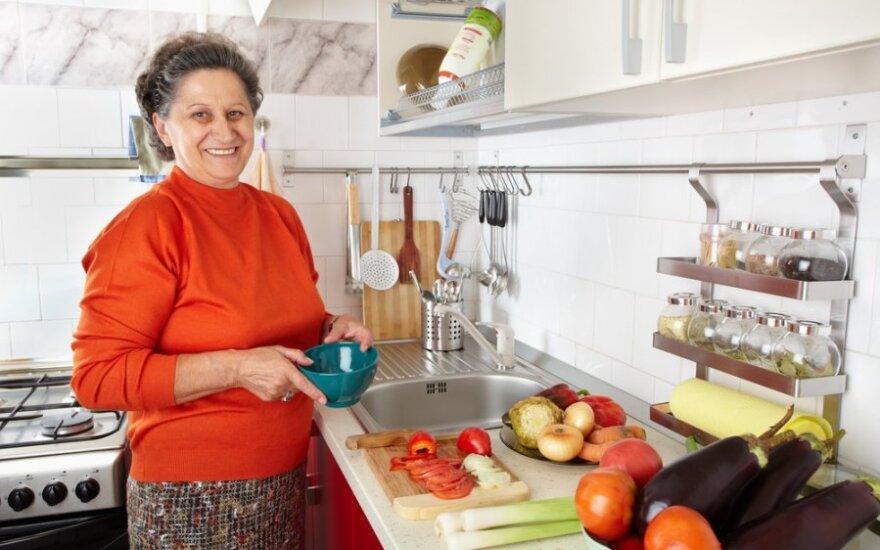 10 vertingų maisto produktų, kuriuos rekomenduotina turėti savo virtuvėje