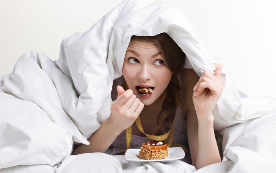 Sveika mityba: kaip lieknėti, kad svoris negrįžtų dvigubai
