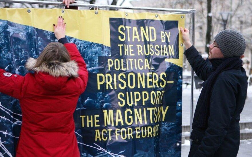 Rusijos opozicijos žurnalui gresia bauda ir uždarymas